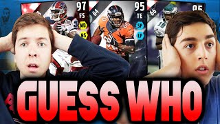 I HAVE AMAZING PACK LUCK! GUESS WHO MADDEN 16 WITH LOSTNUNBOUND