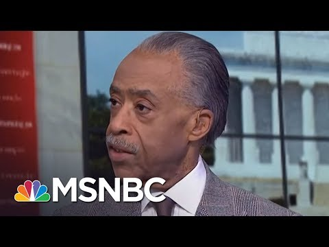 Al Sharpton: President Donald Trump Has Done The Opposite Of Growing | Morning Joe | MSNBC