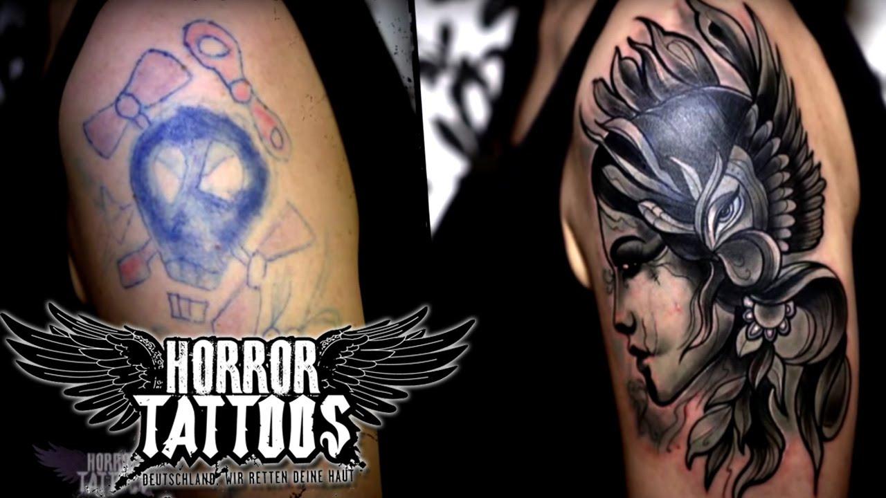 horror tattoos randy