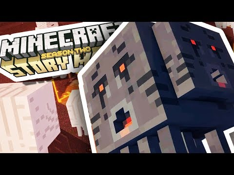 MINECRAFT STORY MODE SEASON 2 EPISODE 3!!!!