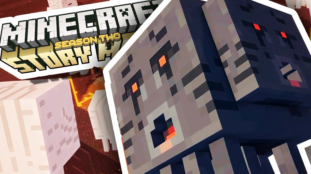 Minecraft Story Mode Season 2 Episode 3 Youtube