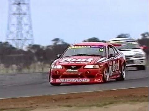 2001 GT-P Wakefield Park - Round 2