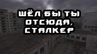 S.T.A.L.K.E.R CALL OF MISERY #25 (Полесье)