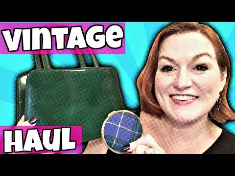 Austin Garage Sale Haul 2018 – Jewelry & Vintage Collectibles to Sell on Ebay & Etsy
