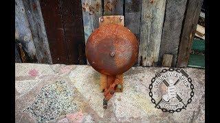 Antique Hand Crank Fire Alarm Restoration