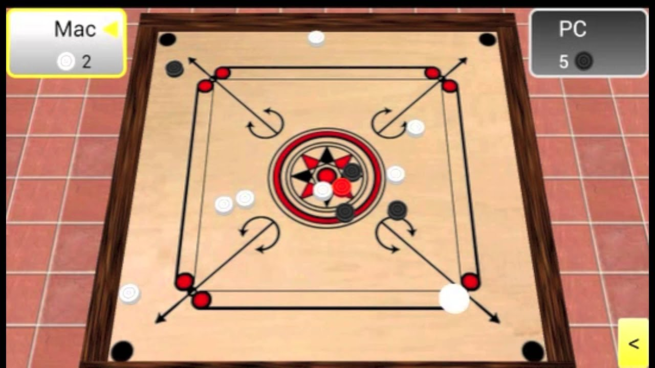Carrom Multiplayer - 3D Carrom Board Game on PC/Mac