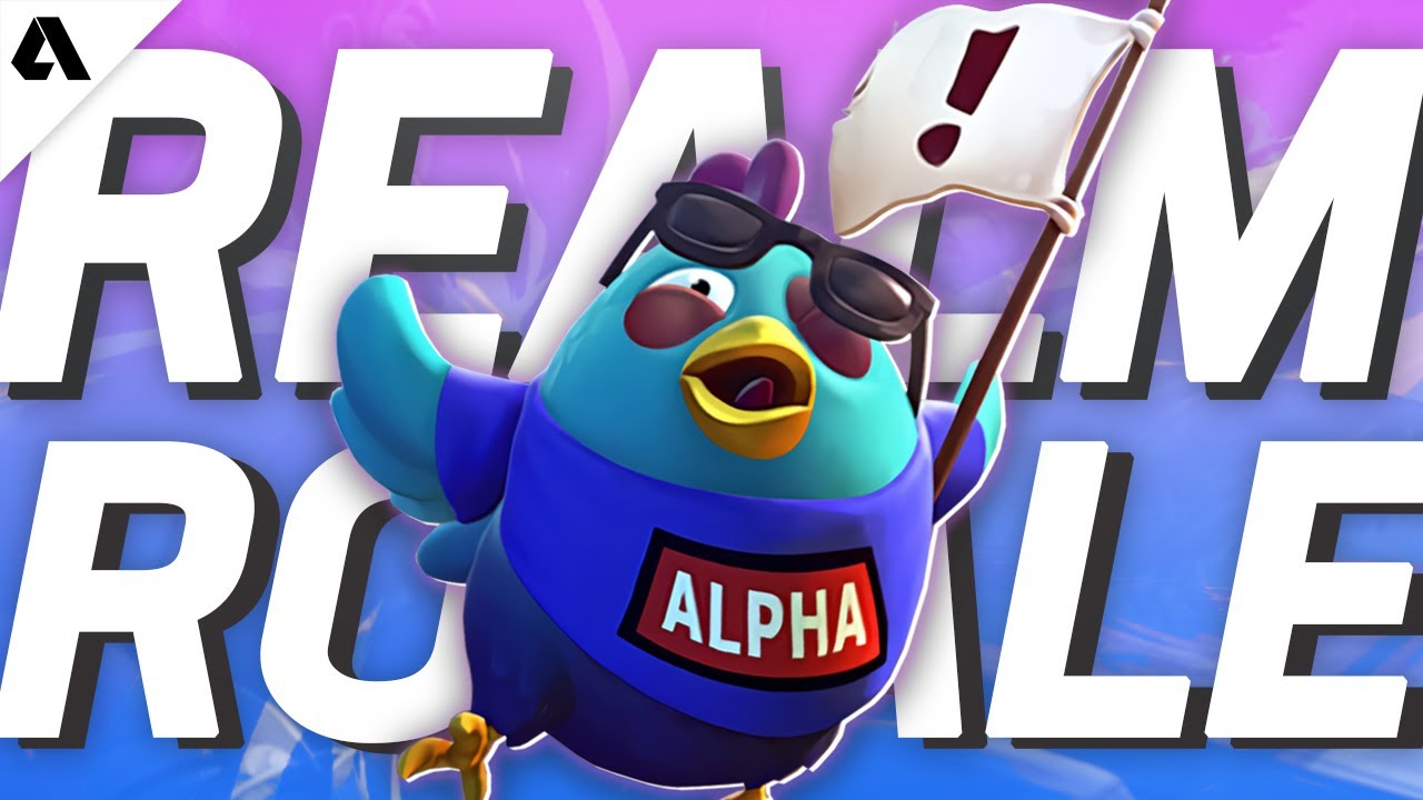The Battle Royale Game That Almost Popped Off - Realm Royale