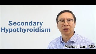 Secondary Hypothyroidism and What You Can Do About It
