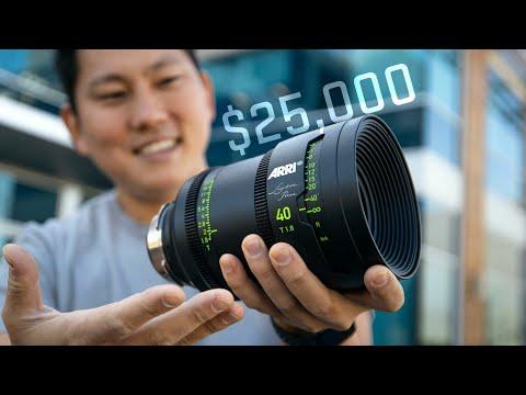 What Makes Cinema Lenses So Special!? | DEEP DIVE On Arri Signature Primes
