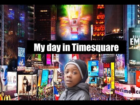 I had the best time in Time Square Ny and Crowne Plaza Ny