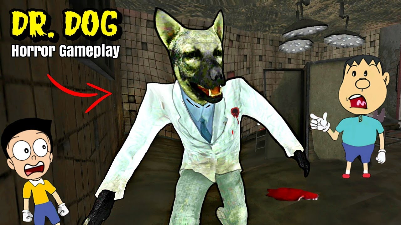 Doctor Doggy - Scary Hospital Horror Android Game Chapter #3 Hindi - Deewana and Rangeela Gameplay