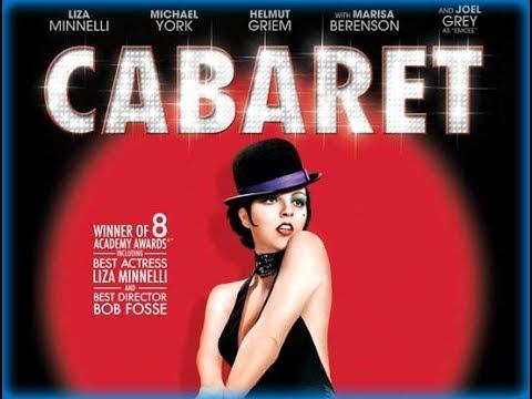 1972 Liza Minnelli Cabaret Youtube