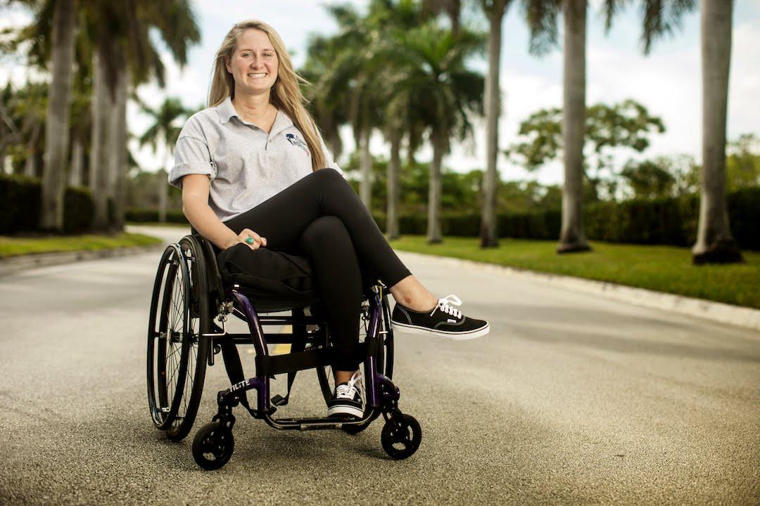 Paraplegic Sports Car