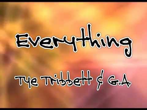Everything (lyrics) - Tye Tribbett & G.A.