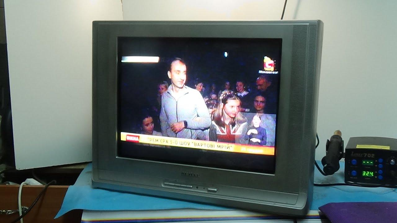 Настройка цифрового эфирного телевидения на телевизоре с