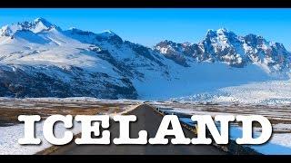 Amazing Iceland 4K