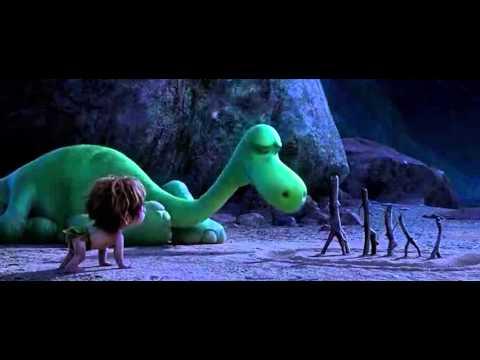 I miss My family (Arlo & Spot) - The Good Dinosaur 2015