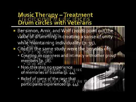 PTSD and Music Therapy