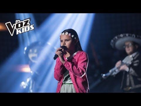Cami canta Hechizo | La Voz Kids Colombia 2018