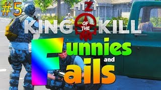 H1Z1 KOTK - Funnies and Fails Ep. 5