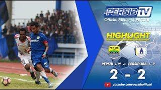 Download Video [Highlight] PERSIB U-19 (2) vs (2) Persipura U-19 | Babak 8 Besar Liga 1 U-19 2017 MP3 3GP MP4