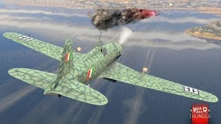 """Making some Italian pizzas"" In War Thunder Live (Road to 150 subs) Italian Plane Stream"
