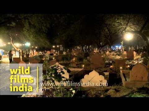Muslims mark Shab-e-barat festival in Delhi