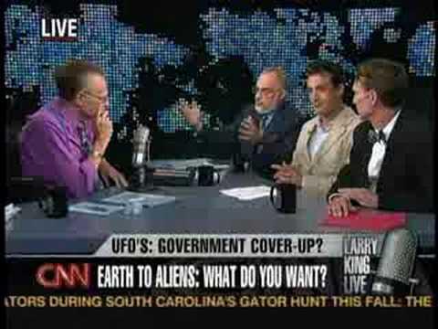 Larry King Live:UFO Debate (Part 4 Of 4)