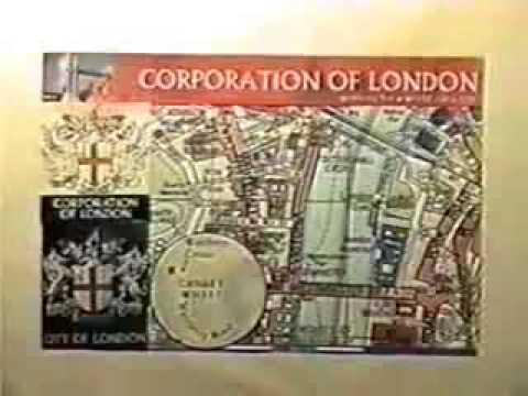 3 cities of Empire:inner London city,Washington  DC,Vatican part1