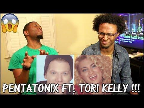 Pentatonix ft Tori Kelly  Winter WonderlandDon't Worry Be Happy    REACTION