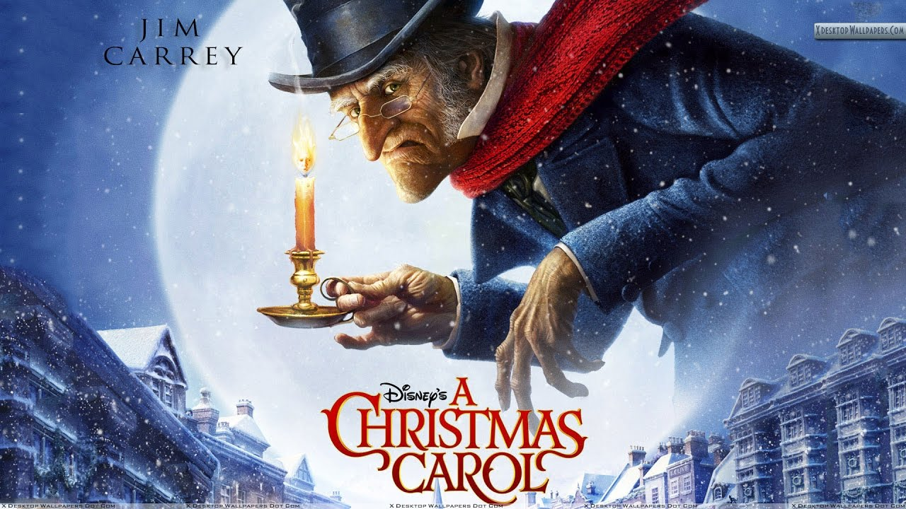 A Christmas Carol (2009) with Gary Oldman, Colin Firth,Jim Carrey ...