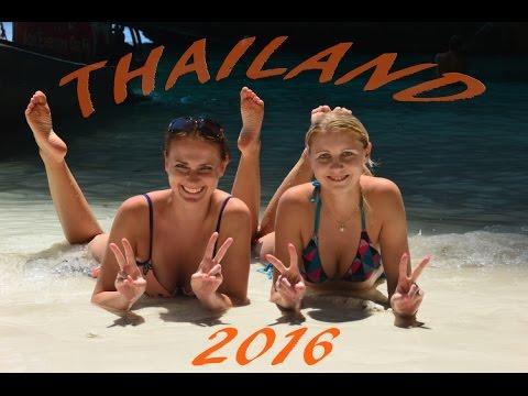 Thailand 2016 Bangkok- Ko Samui- Ko Lanta- Krabi - Phi Phi - Phuket
