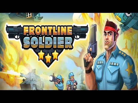 Frontline Soldier Android Gameplay (HD)