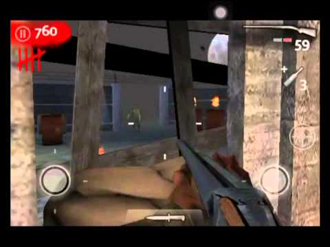 Call Of Duty World At War Zombies Ios Part 1
