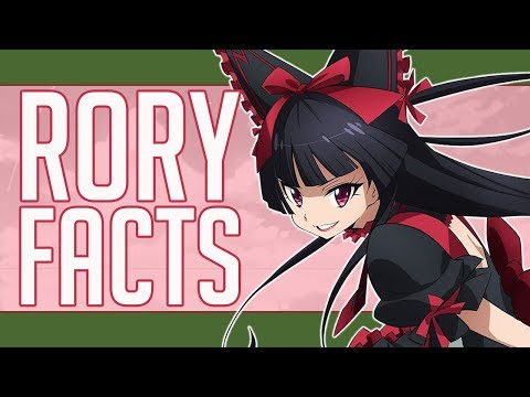 5 Quick Facts About Rory Mercury