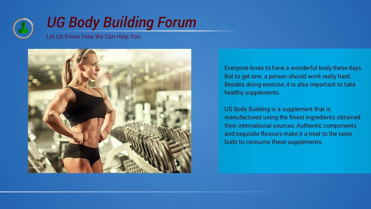 Bodybuilding Sites