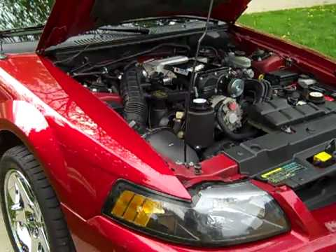 2003 Mustang GT Supercharged Kenne Bell 21 YouTube