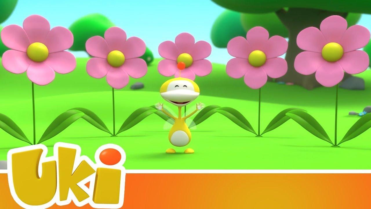 Uki 📺 Best of Uki (Part 7/8)   Full Episodes   Videos for Kids