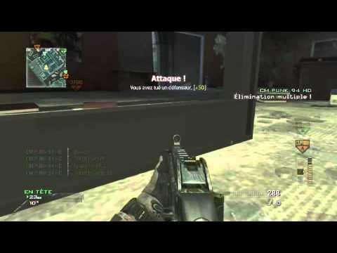 MOROCCO dU I3 - MW3 Game Clip
