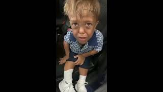 Mother share footage of son 9 with dwarfism  breaking down after being bullied in Brisbane school