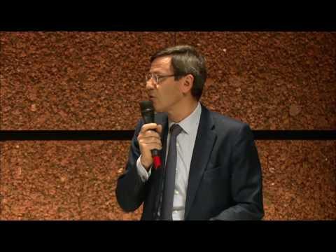 DWS16 - Philippe LANTERNIER, Bureau Veritas - Big data & finance