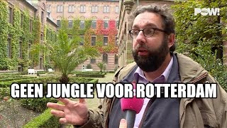 Geen jungle in Rotterdam