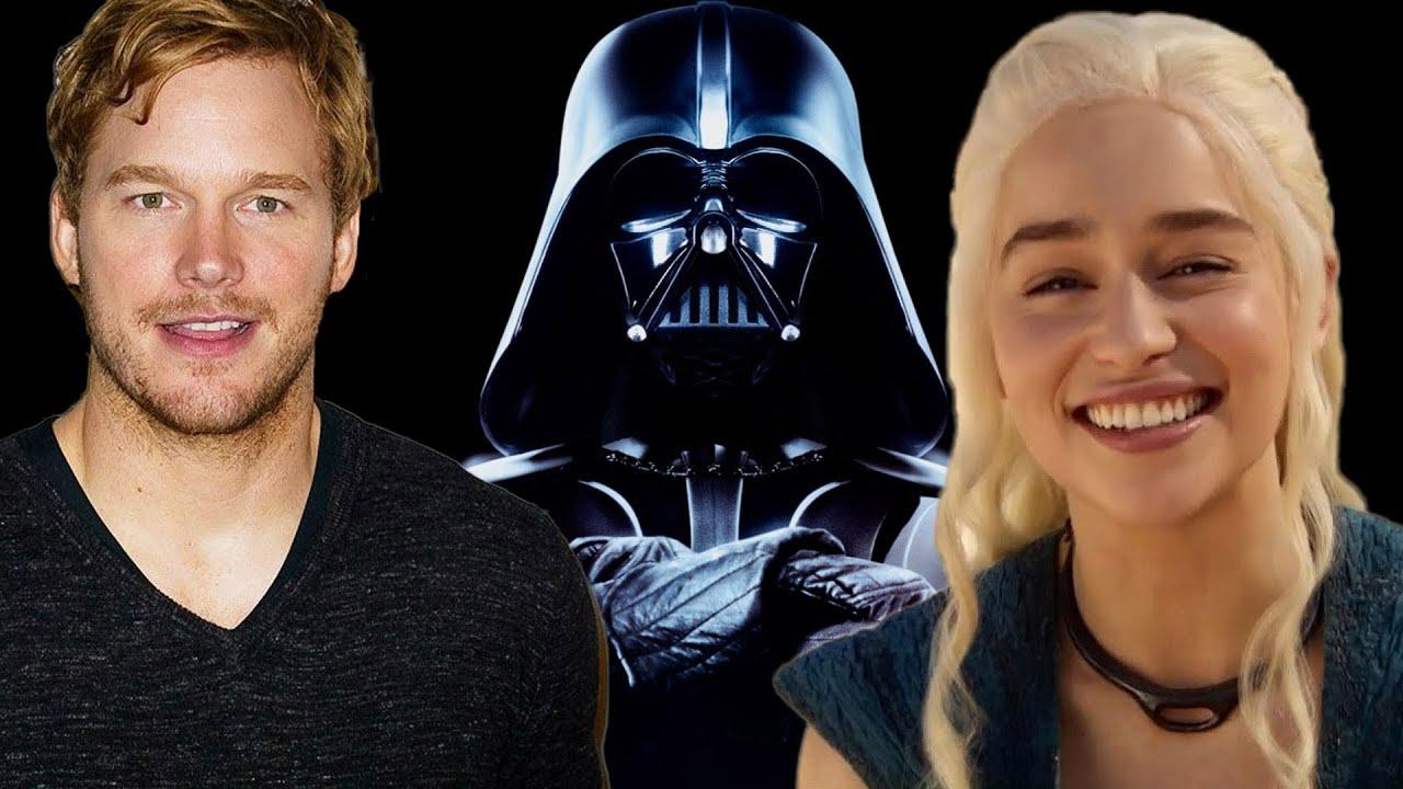 Хан Соло. Звёздные войны. Истории / Han Solo Star Wars Story [2018]: Эмилия Кларк #EmiliaClarke присоединилась к новым «Звездным войнам»