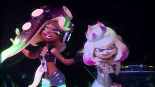 Off the Hook and Squid Sisters concert at Splatoon European Championship