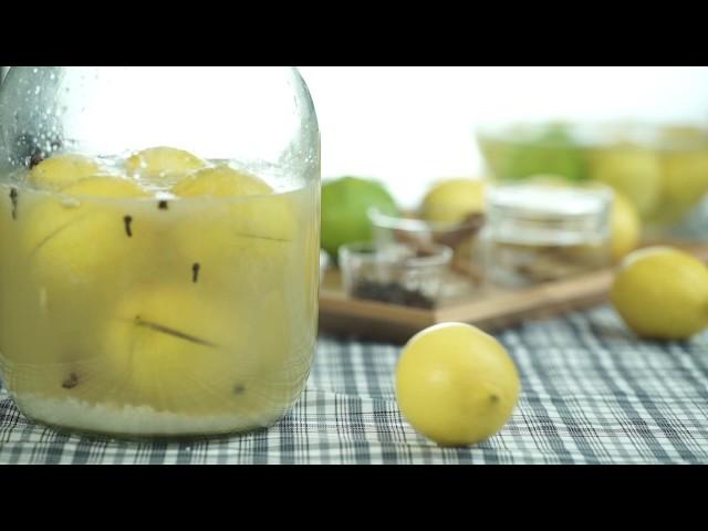 哎喔小廚房|7顆摩洛哥鹽漬檸檬,讓料理清爽一整年