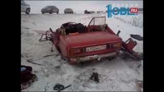Двух сестер смяло в «легковушке» в аварии на М5