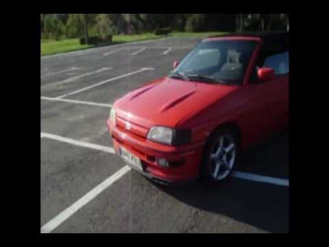 Ford escort rs cosworth body kit
