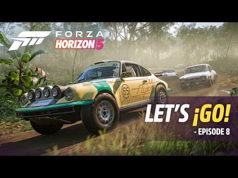 Forza Horizon 5: Let's ¡Go! – Episode 8