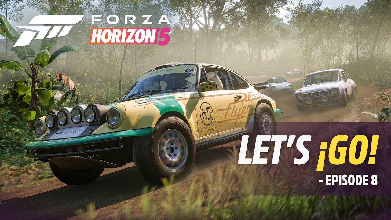 Download Forza Horizon 5: Let's ¡Go! – Episode 8