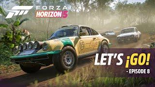 Forza Horizon 5: Let's ¡Go! – Epiṡode 8